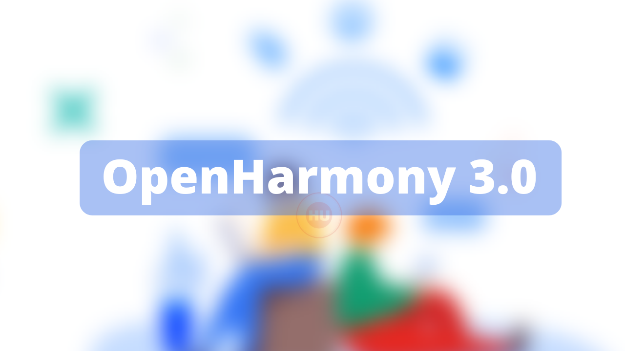 OpenHarmony 3.0 (1)