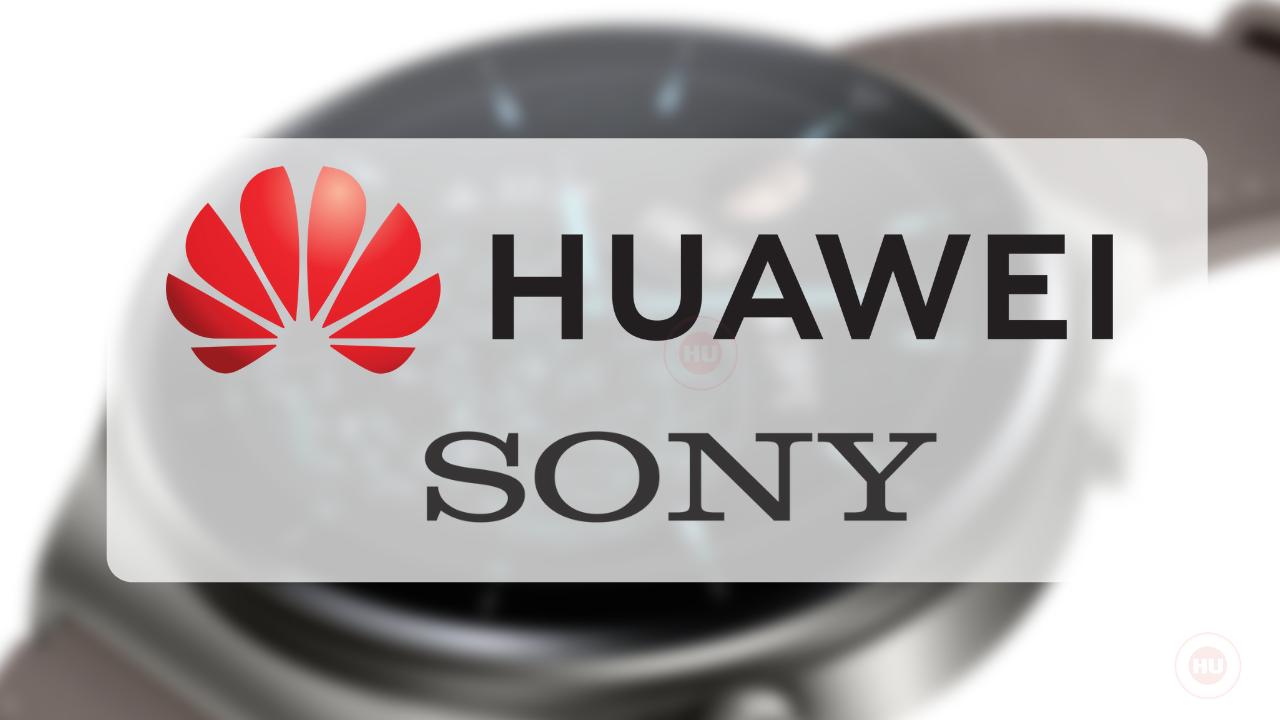 Sony files lawsuit against Huawei