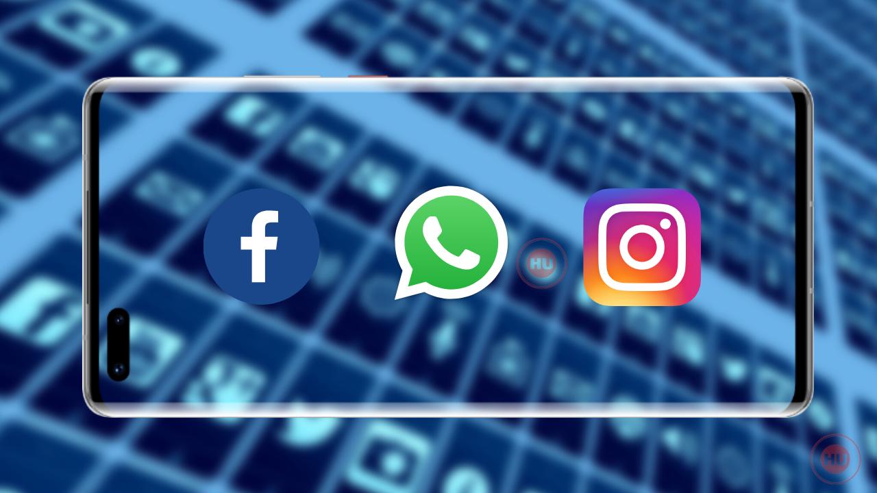 Facebook WhatsApp Instagram Down