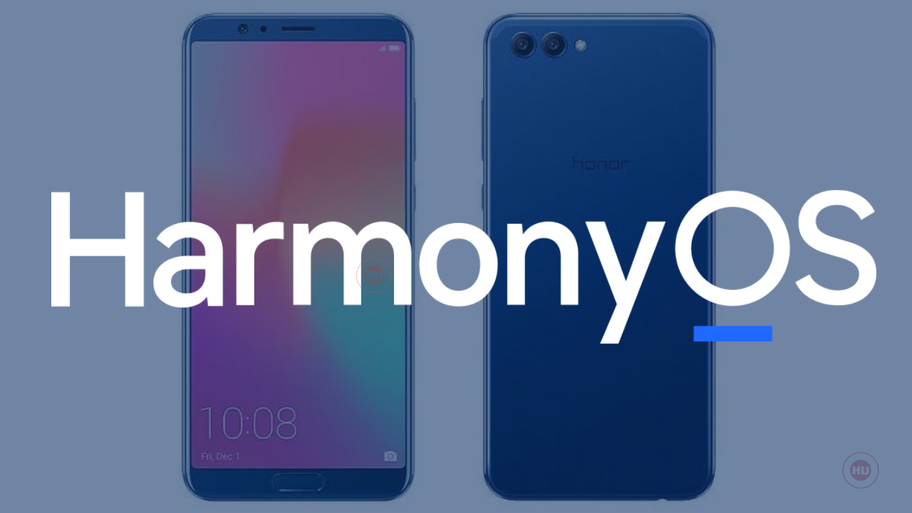 Honor V10 HarmonyOS (1)
