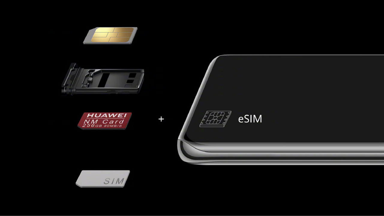How to use eSIM on your eligible Huawei Phone