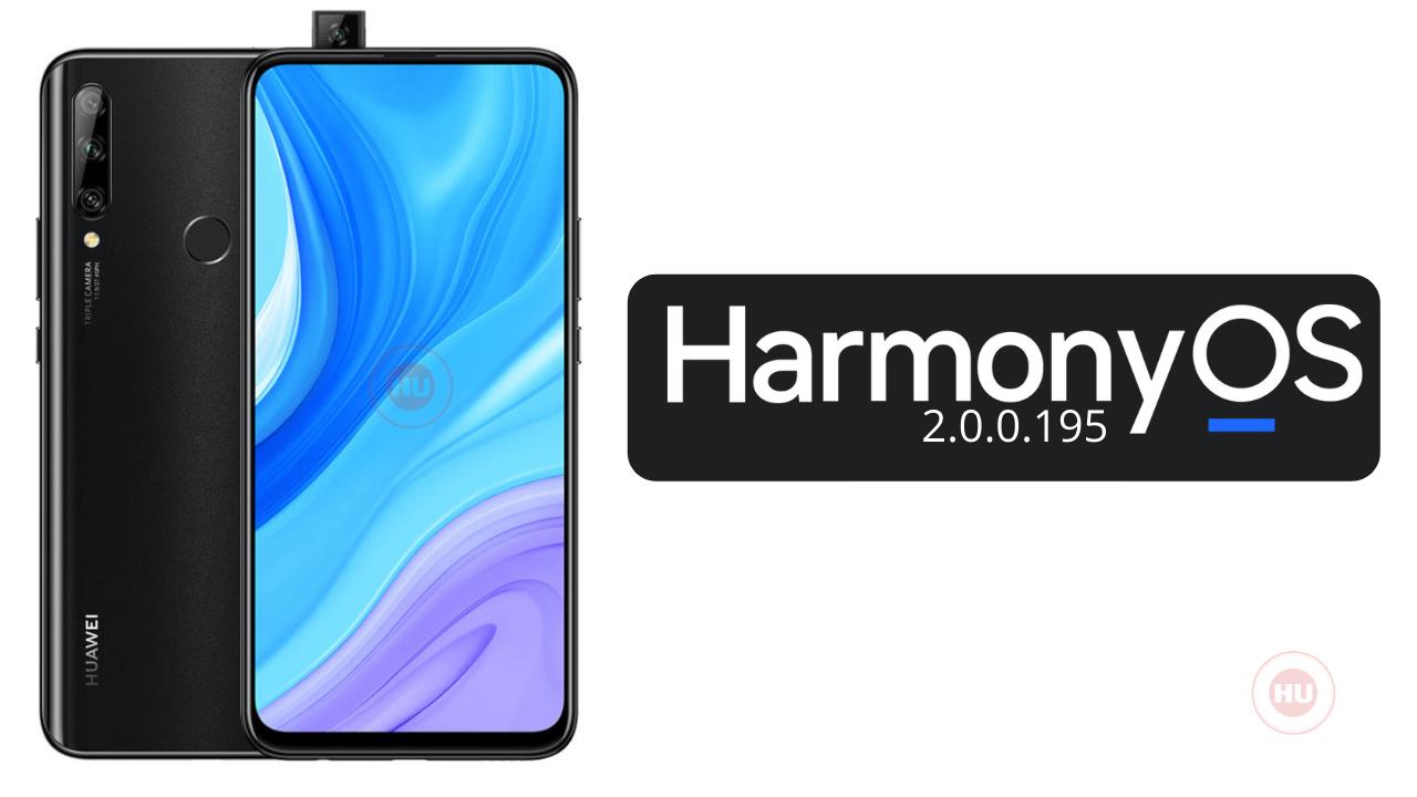 Huawei Enjoy 10 Plus HarmonyOS 2.0.0.195
