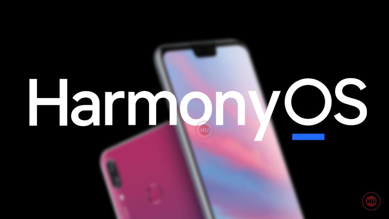 Huawei Enjoy 9 Plus HarmonyOS