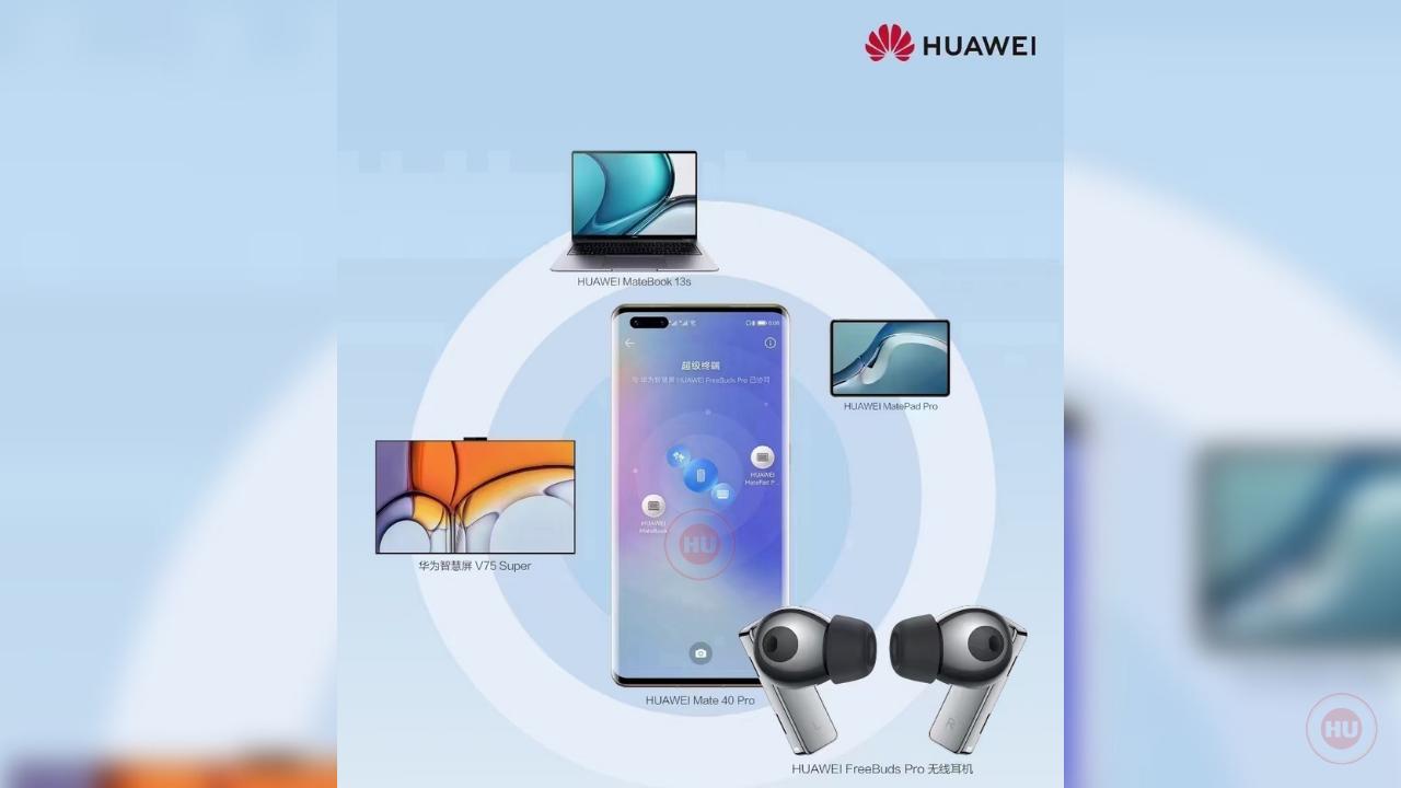 Huawei FreeBuds Pro HarmonyOS