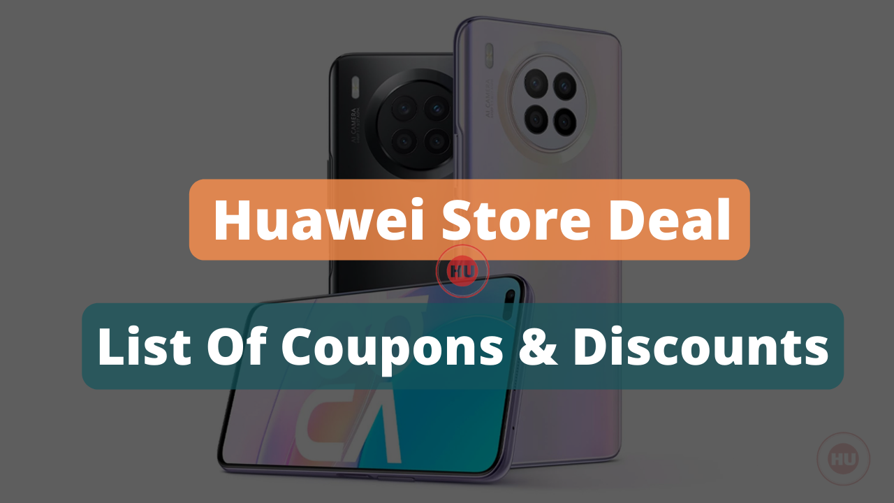 Huawei Italy Store