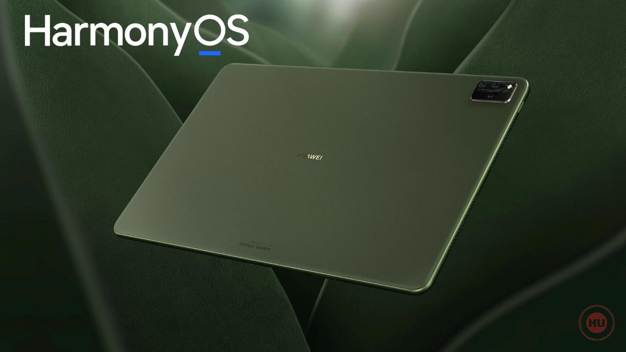 Huawei MatePad Pro 12.6-inch HarmonyOS
