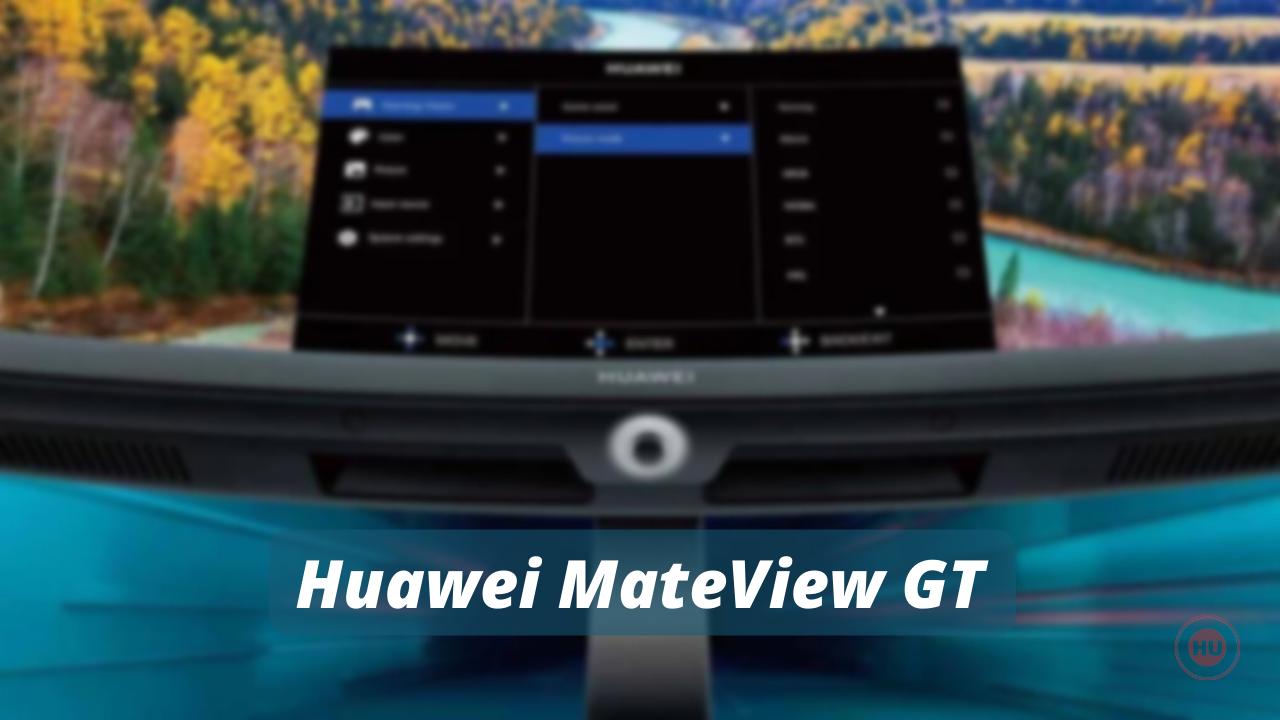 Huawei MateView GT 27 inch