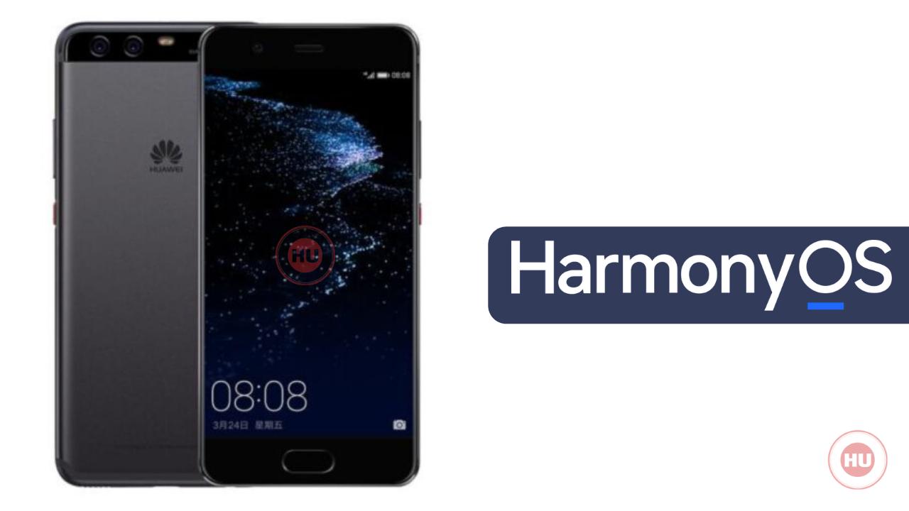 Huawei P10 HarmonyOS