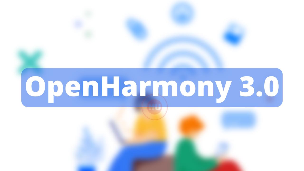 openharmony 3.0 lts